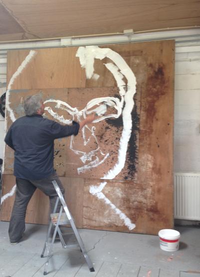 Ruud Borgman, Artist